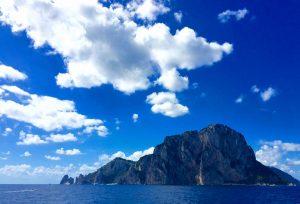 Capri island trip