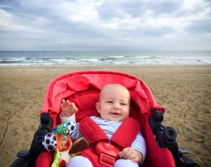 Rimini holiday with a baby