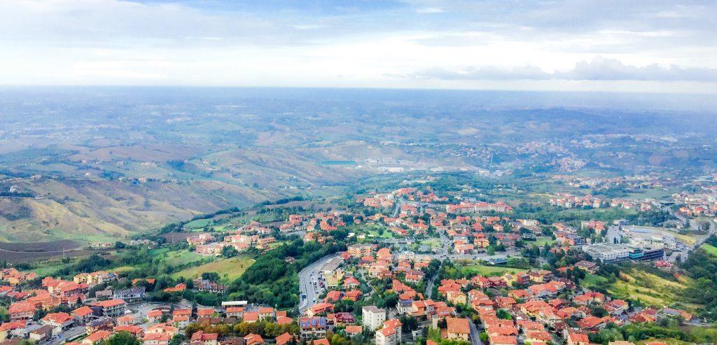 San Marino trip