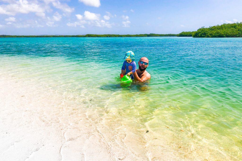 Cai Beach Bonaire