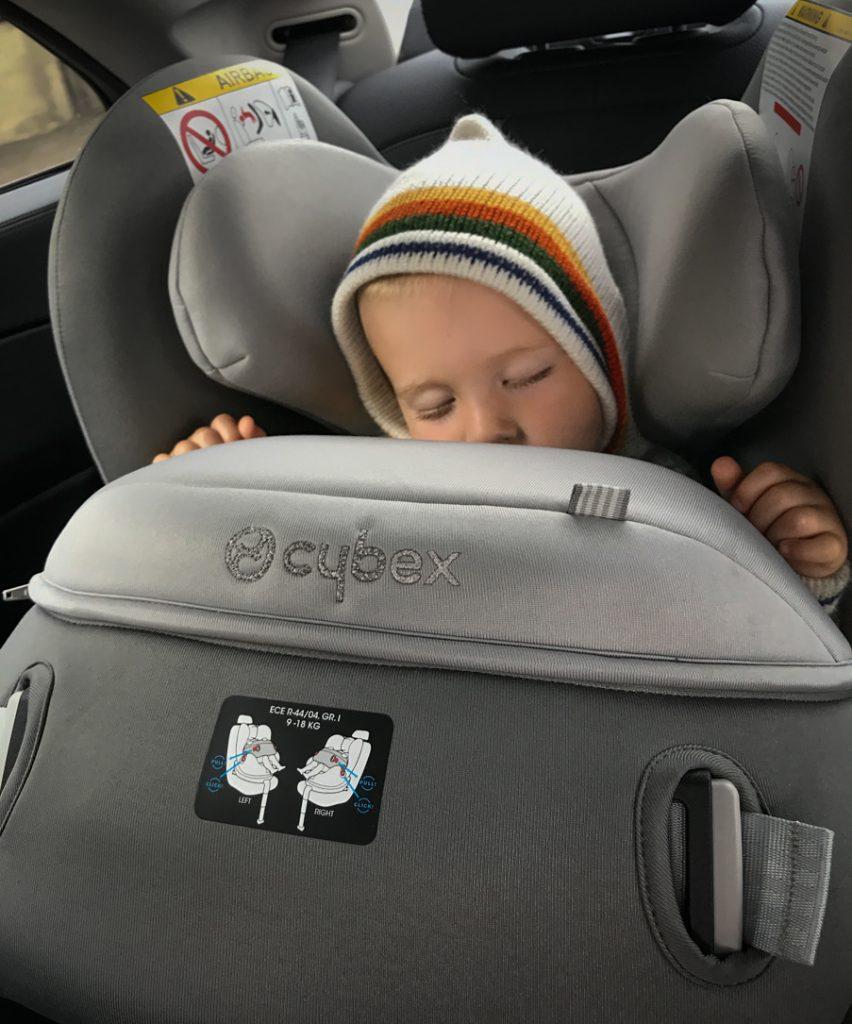 Cybex Sirona 360 Car Seat