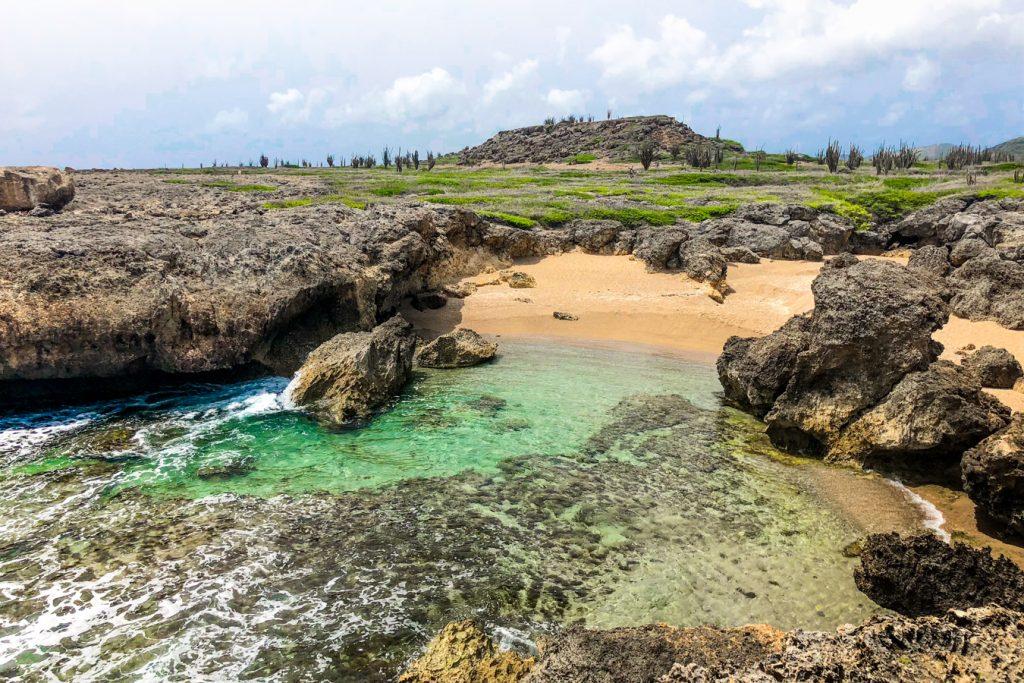 Boka Kokolishi Bonaire