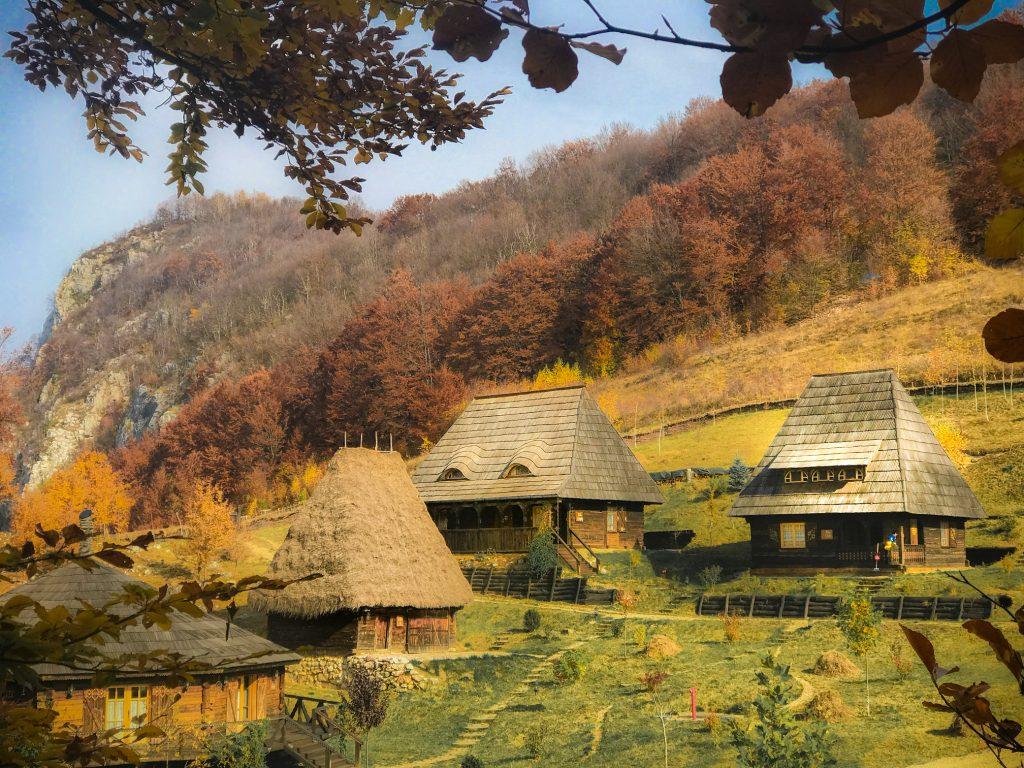 Raven's Nest Transylvania