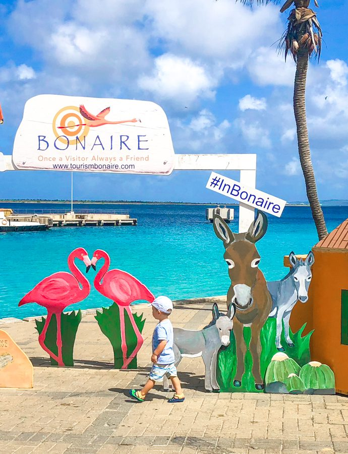 Bonaire with kids
