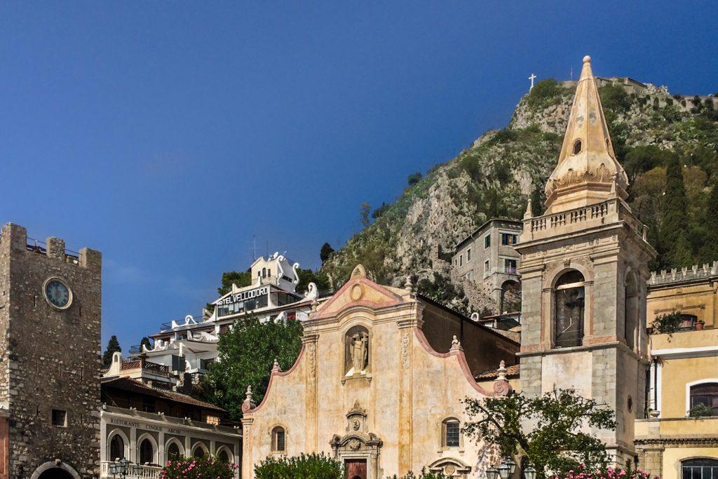 St. Joseph's Church Taormina Sicily