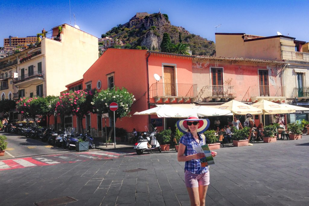 Day trip to Taormina