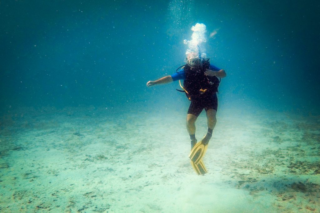Bonaire diving school