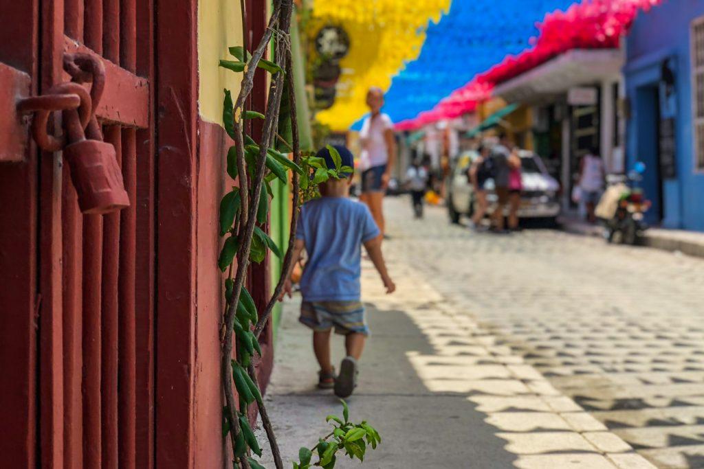 Getsemani streets
