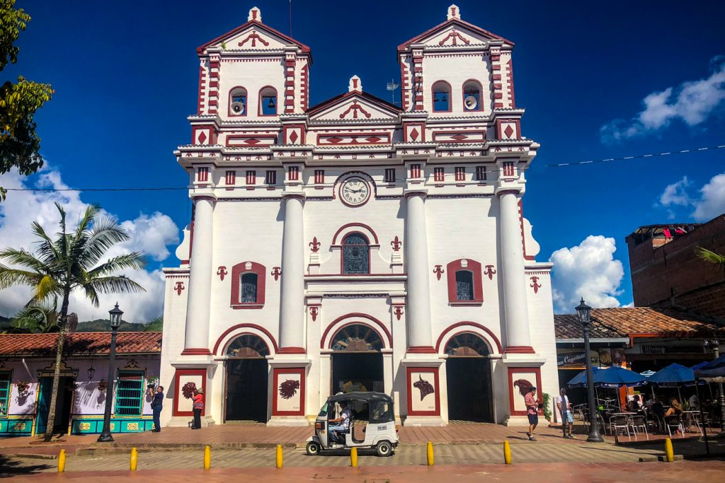 Guatape church