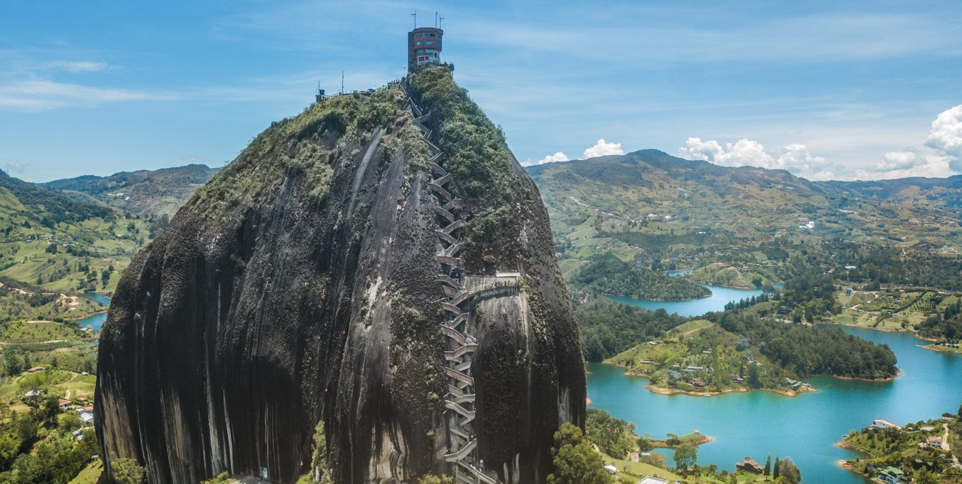 Day trip to Guatape and La Piedra