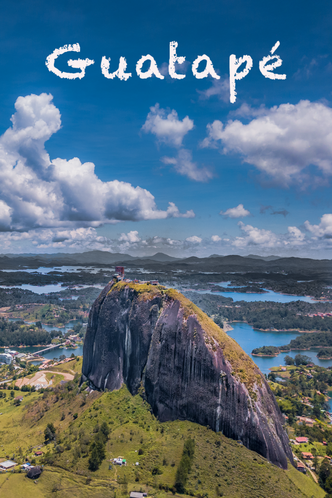 Day trip to Guatape
