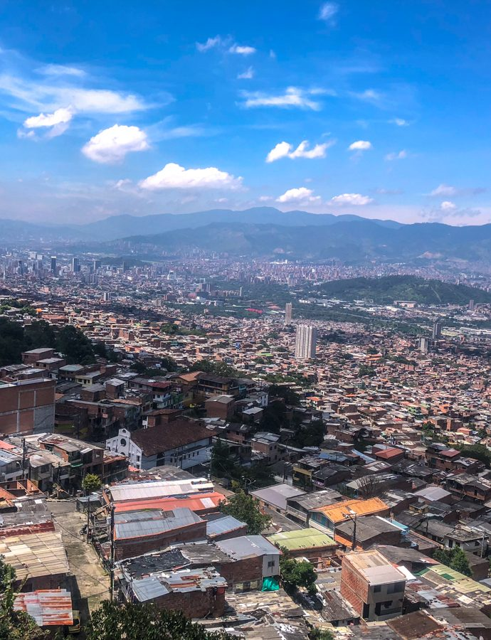 Medellin, the city of eternal spring