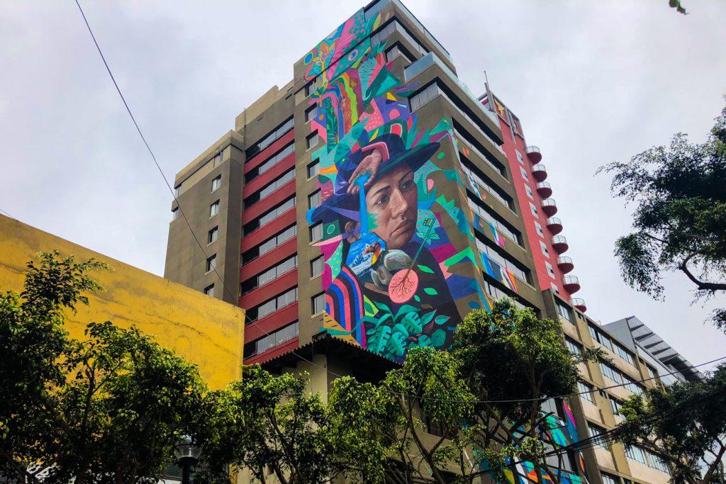 Miraflores street art