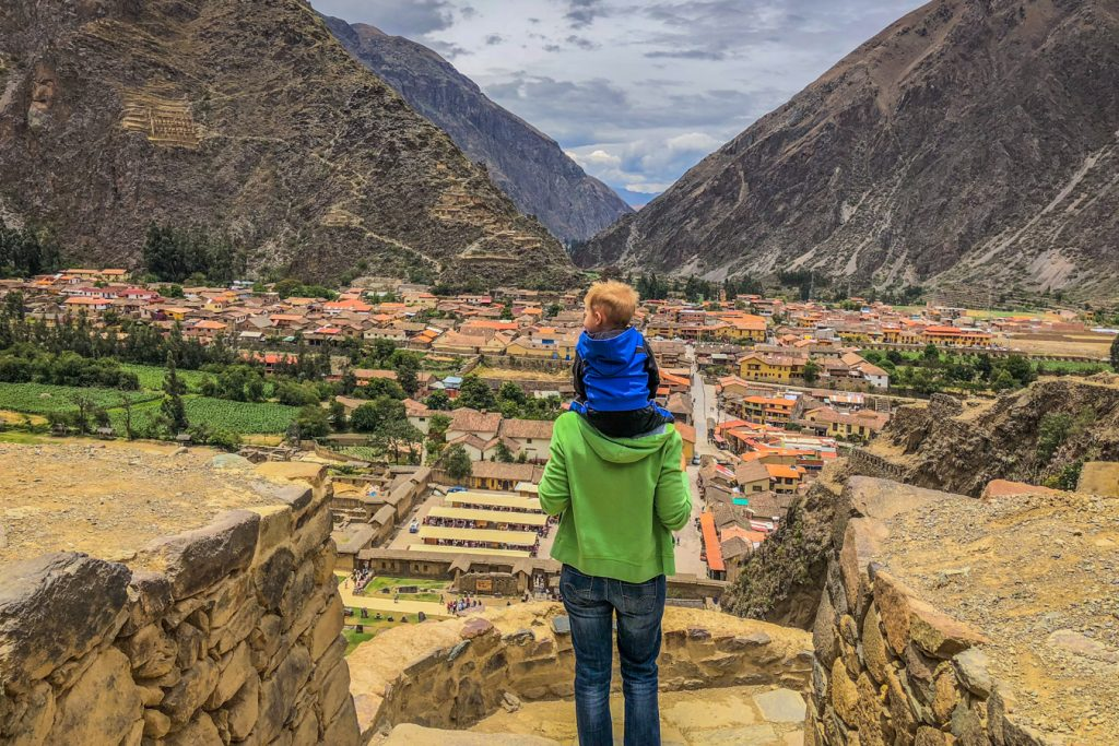 where to stay in Ollantaytambo