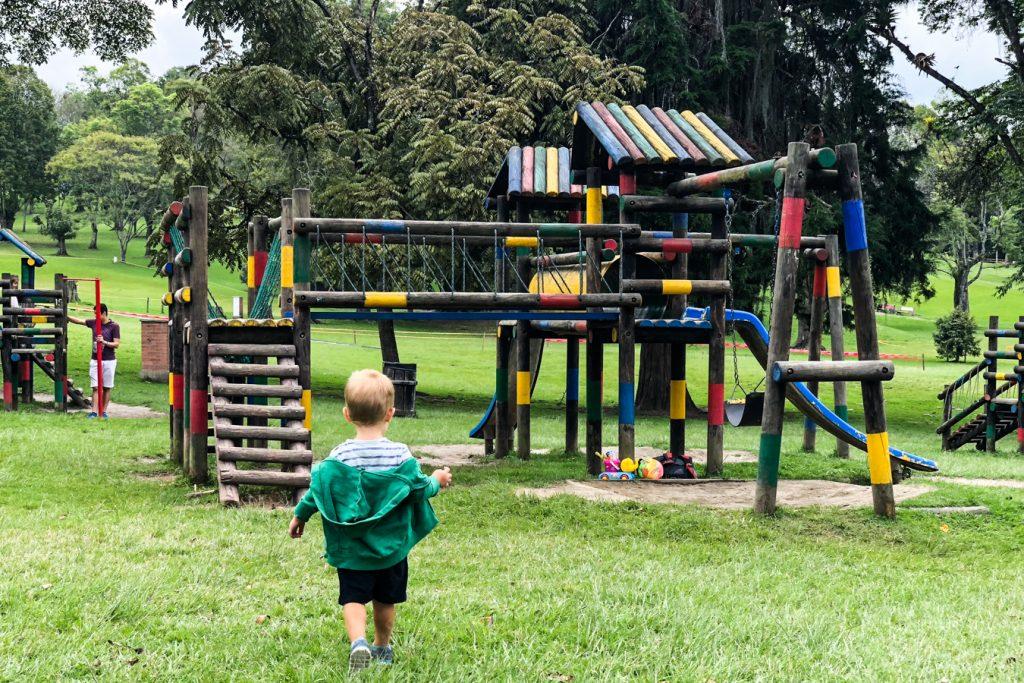 Manizales Parque Bosco Popular