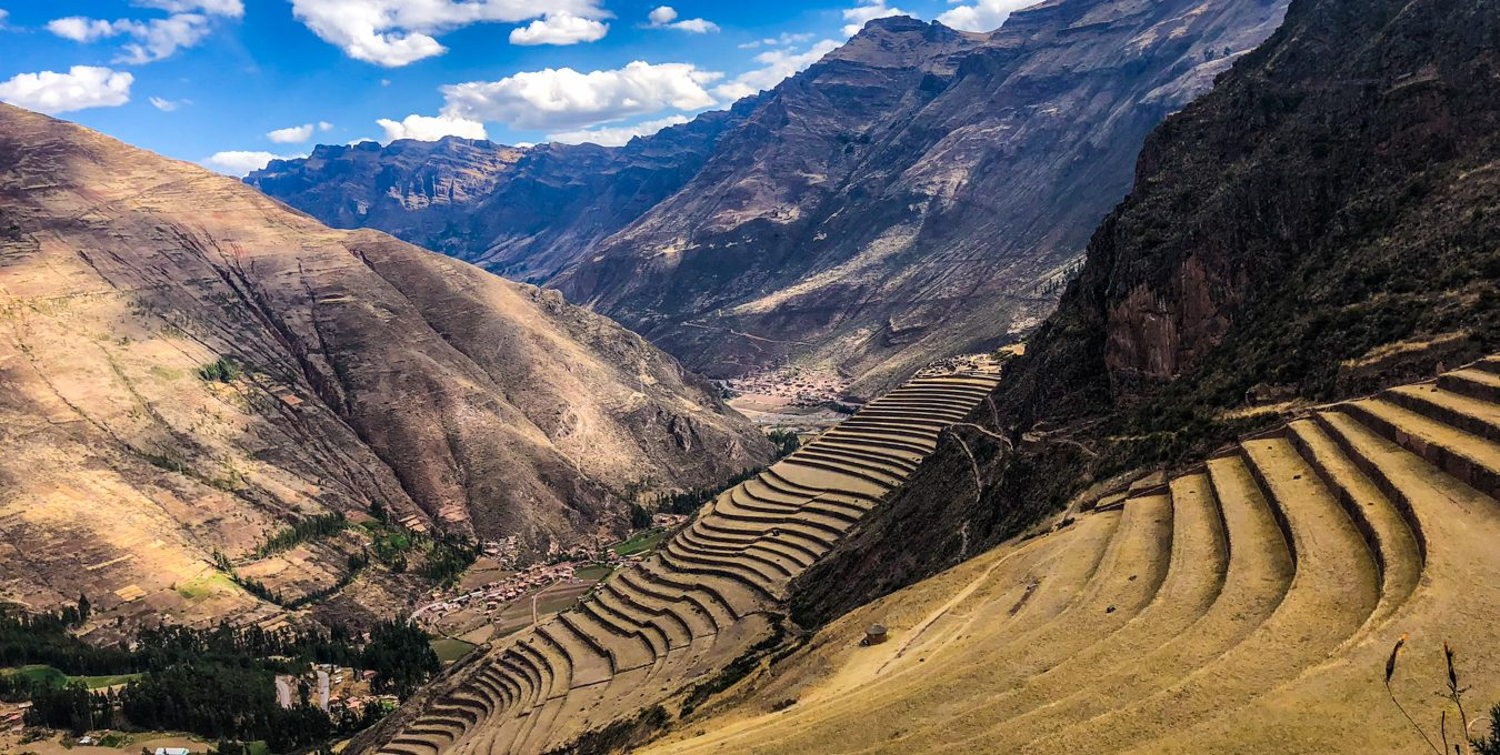 The Sacred Valley with a toddler