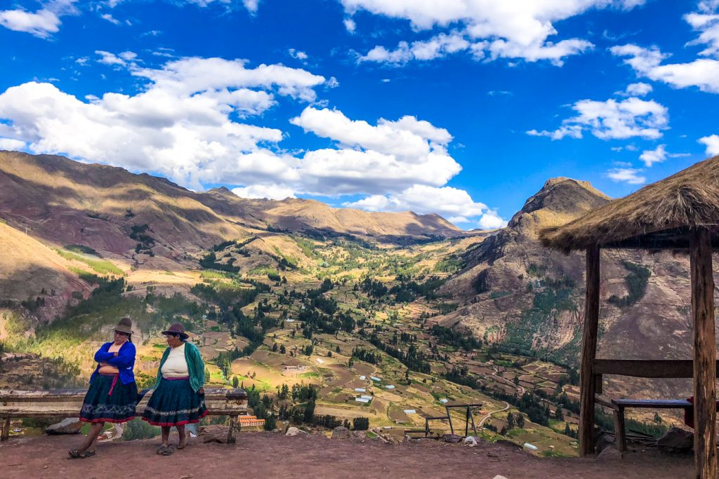 visit the sacred valley of the incas