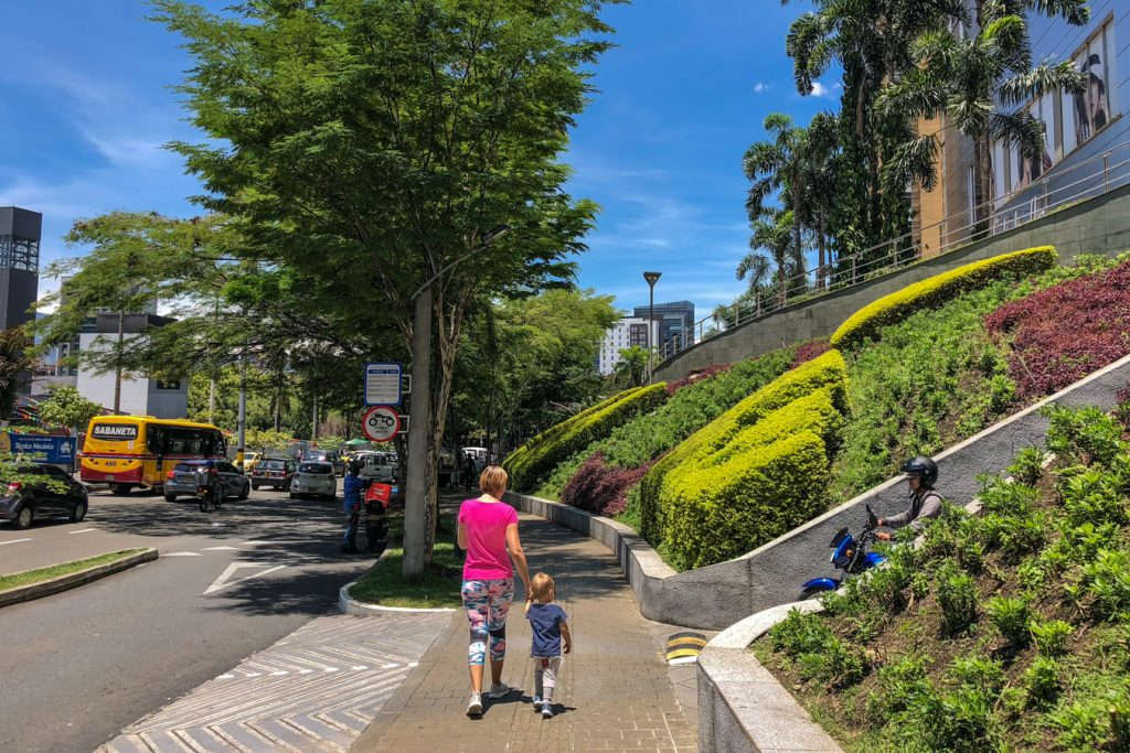 Trip to Medellin