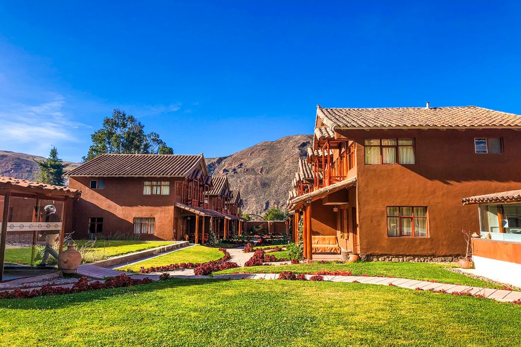 where to stay in the sacred valley