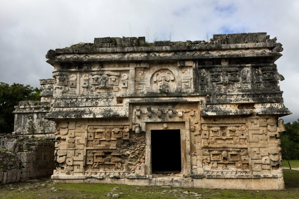 Mayan Ruins Yucatan