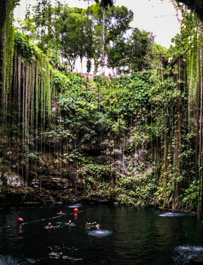5 cenote de vizitat în Yucatan