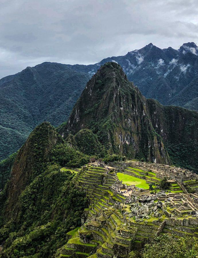 Machu Picchu cu copiii