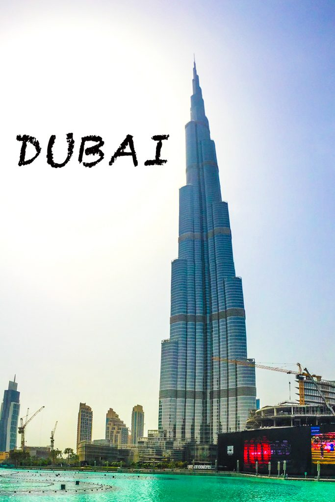 One week in Dubai