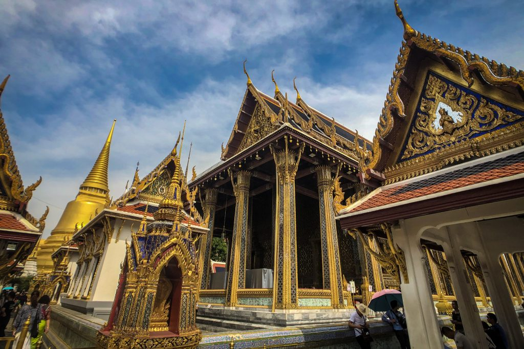 Temple of the Emerald Buddha Bangkok