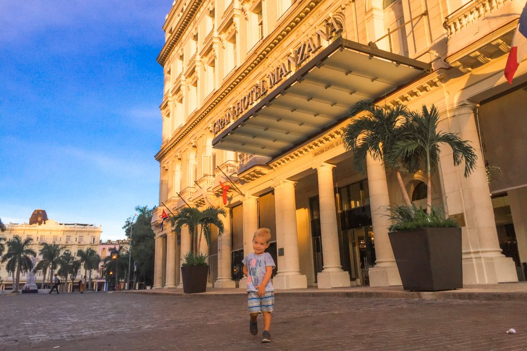 Grand Hotel Manzana Kempinski