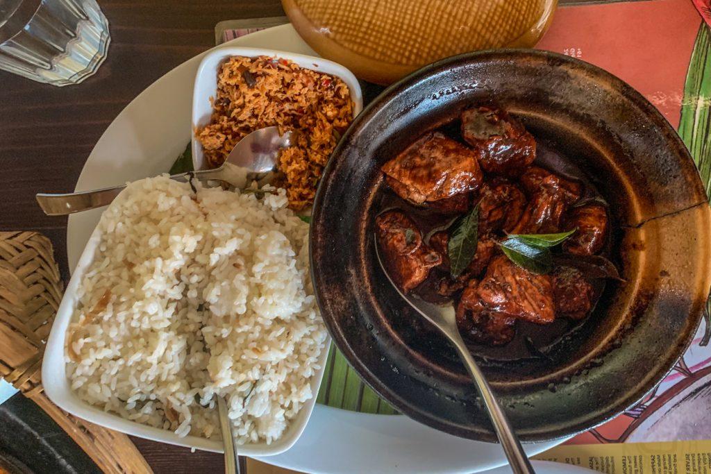 Sri Lankan Food Upali's