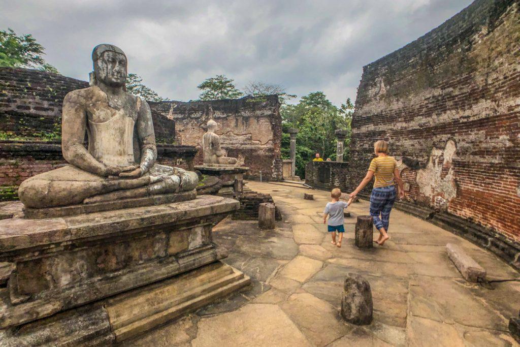 Polonnaruwa, UNESCO heritage sri lanka