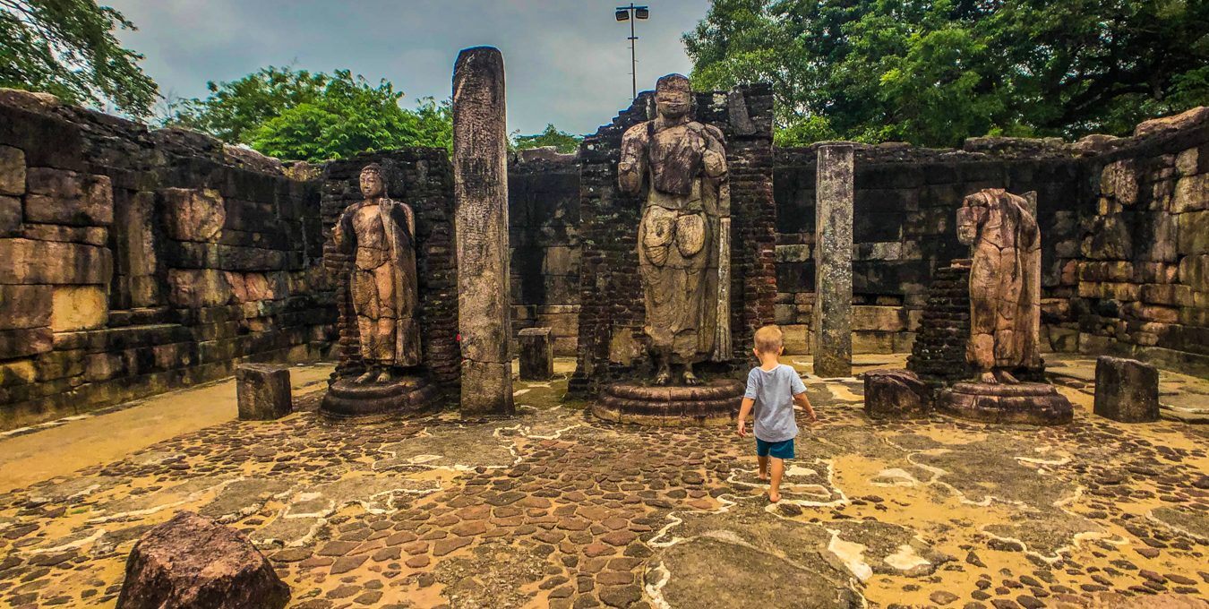 Road trip through Sri Lanka – The Cultural Triangle