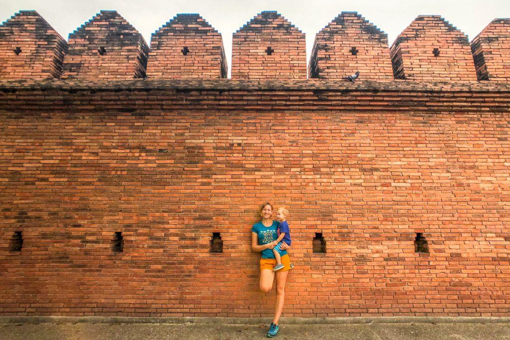Tha Phae Gate Chiang Mai