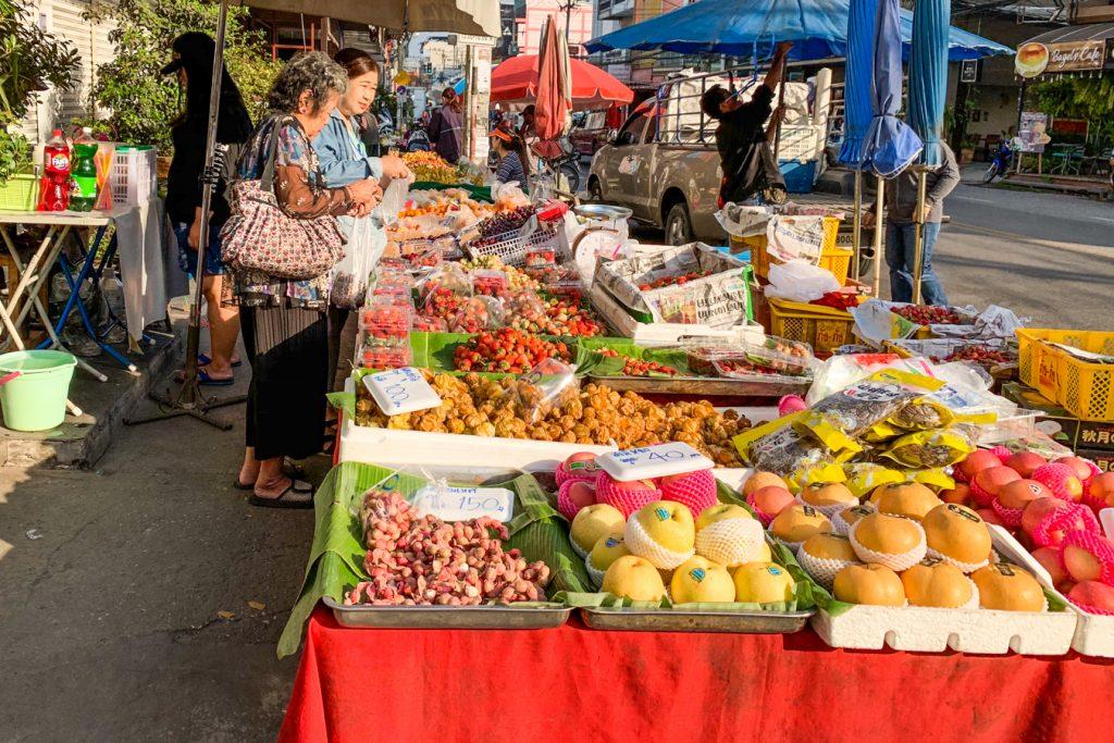 Chiang Mai street markets