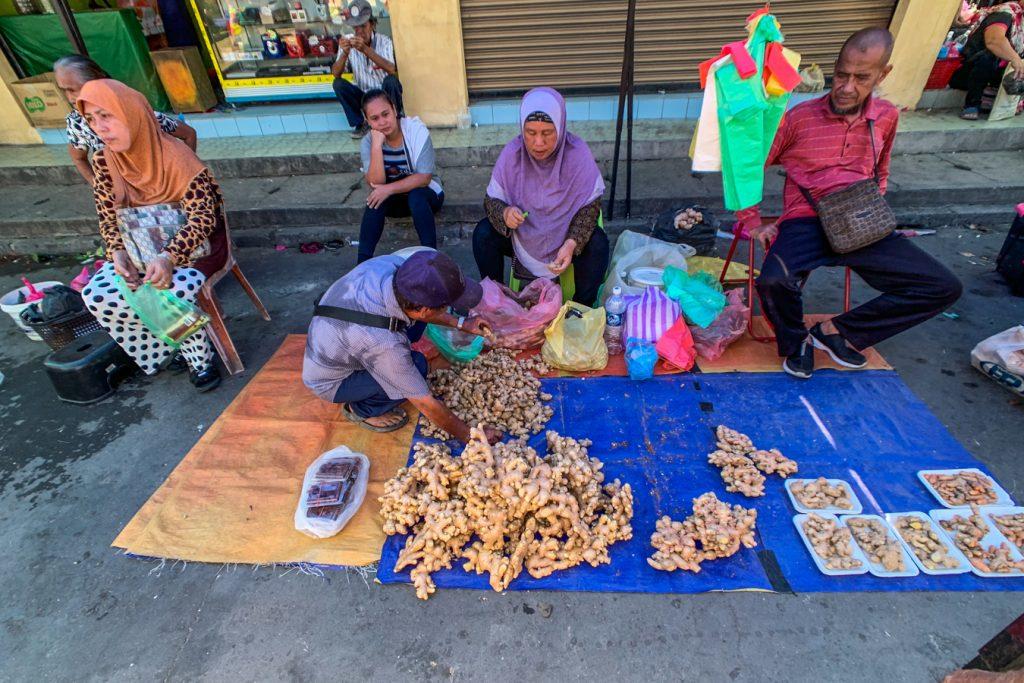 sabah market