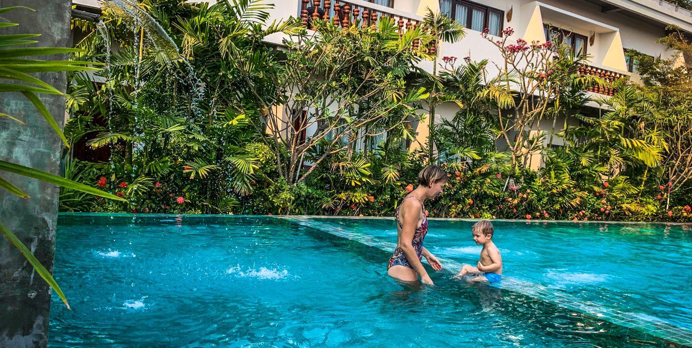 Siem Reap Family Hotel: Sabara Angkor Resort & Spa