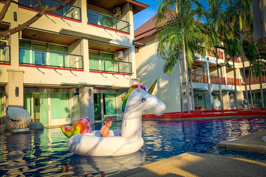 lanta accommodation