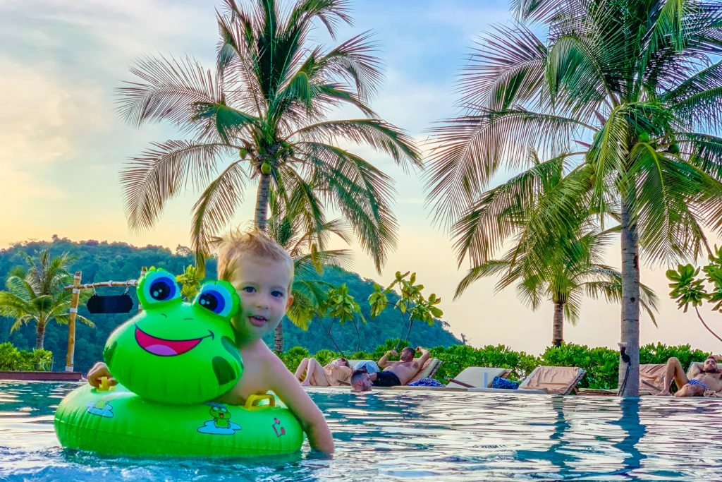 phi phi hotel with kids