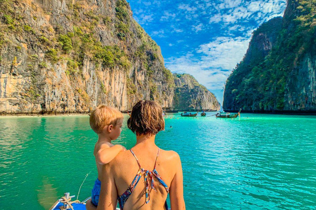 visit phi phi islands