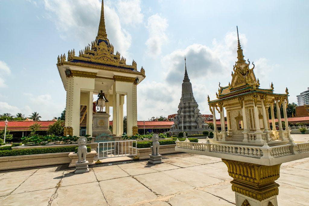cambodia's royal palace