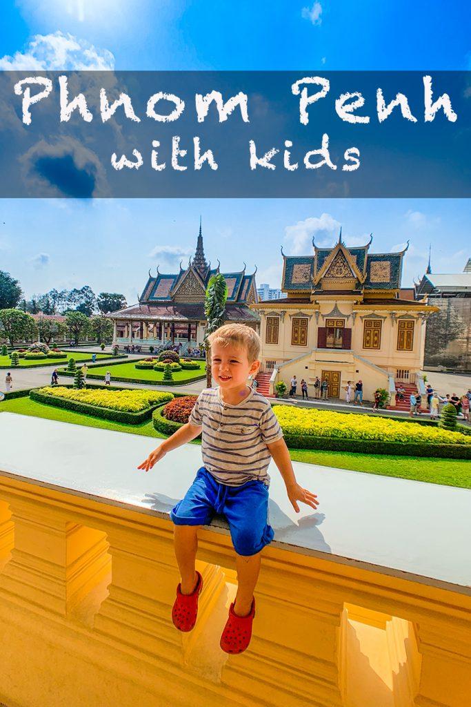 phnom penh with kids