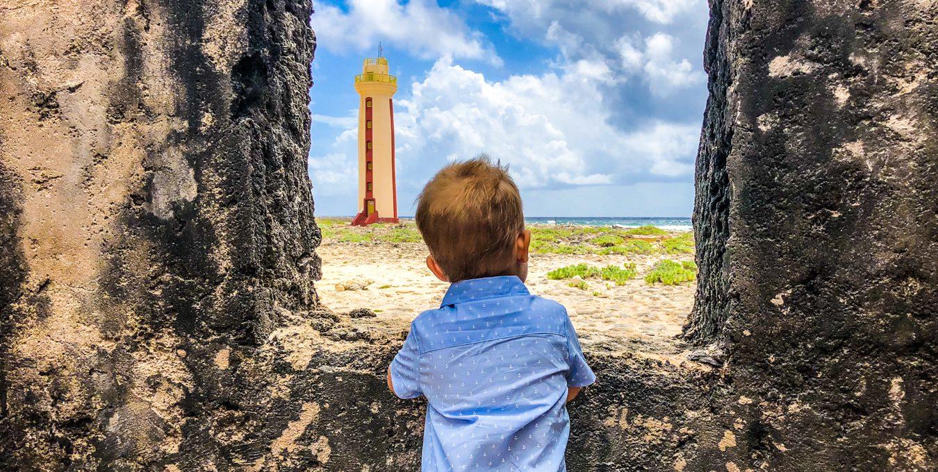 Căutând ce ai langă tine… gânduri de la The Happy Kid's Dad