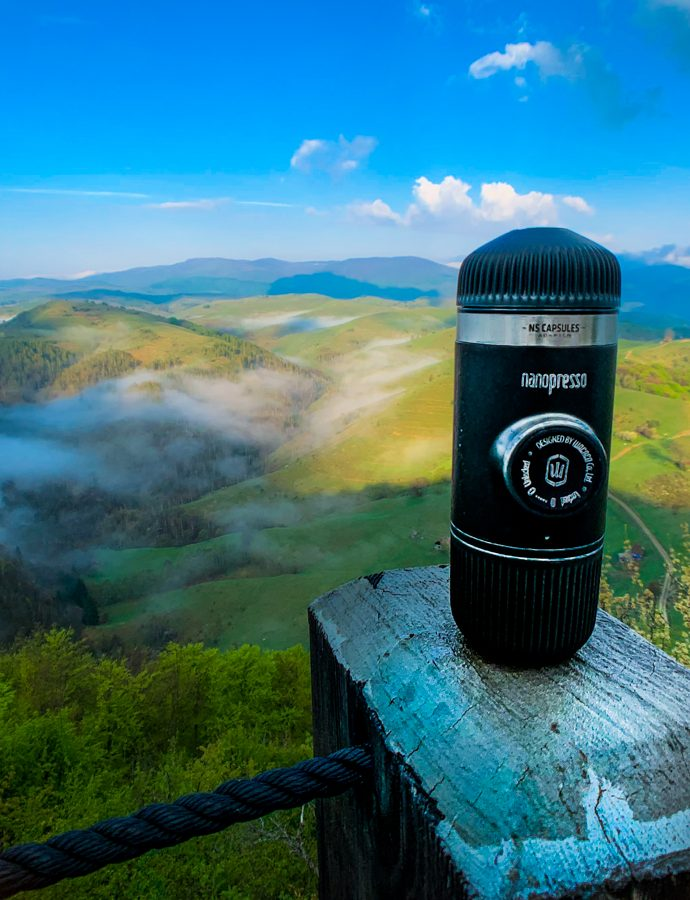Wacaco Nanopresso – our favourite travel accessory