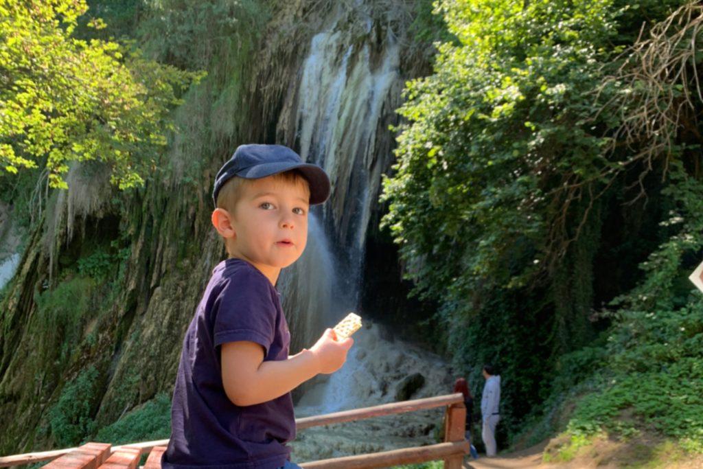 Cascada Clocota Hunedoara