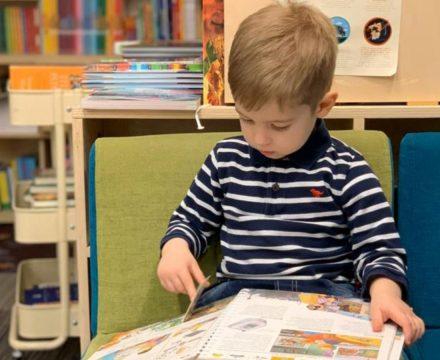 Cărți favorite pentru copii de 3-5 ani