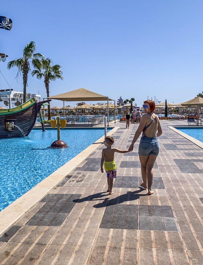 Cum a fost la Albatros White Beach Hurghada