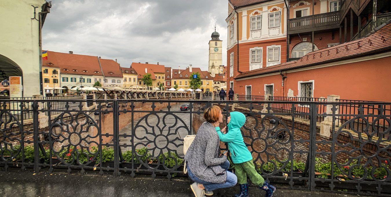 City Break la Sibiu cu copilul