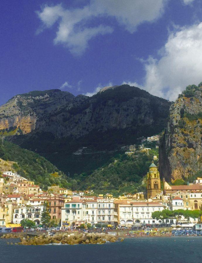 Italian Adventure episode 4 – Amalfi Coast