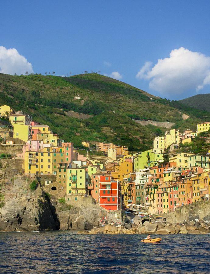 Italian Adventure episode 2 – Cinque Terre