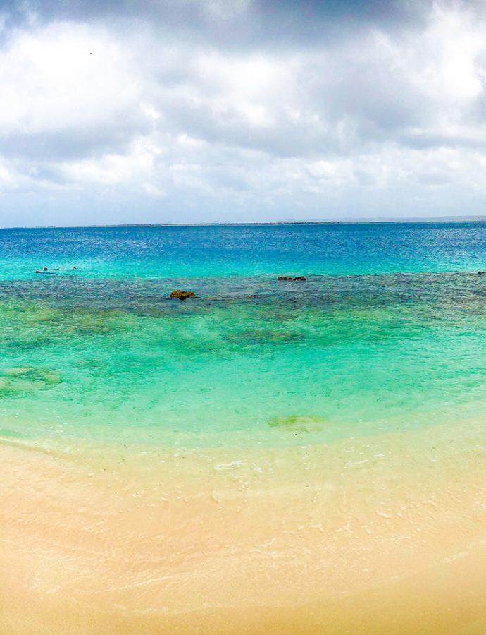 First week in Bonaire
